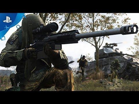 Call of Duty: Modern Warfare - Multiplayer Beta Trailer   PS4