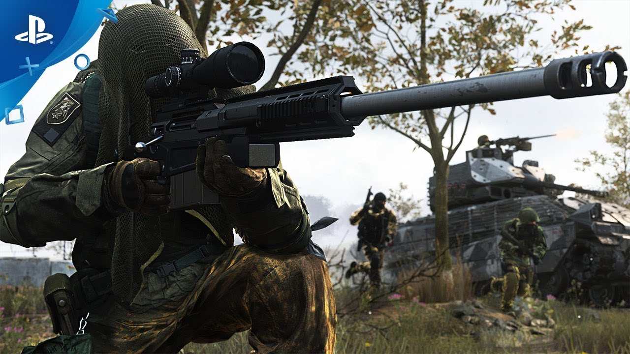 Call Of Duty Modern Warfare Beta Rolls Out This Thursday Playstation Blog