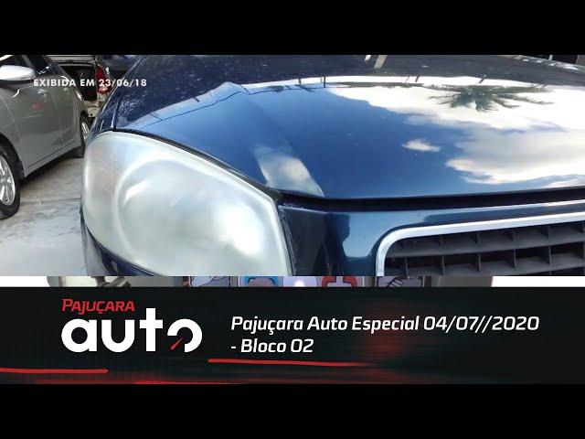 Pajuçara Auto Especial 04/07/2020 - Bloco 02