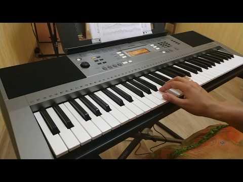 Ля минор гармоническая гамма видео уроки для пианино