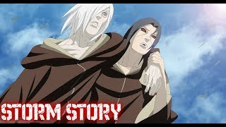 ITACHI & NAGATO REANIMATI ????????Naruto Storm 3 Story #10