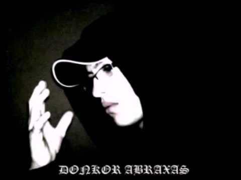 Donkor Abraxas( PUÑO EN ALTO)