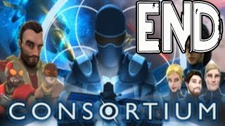 CONSORTIUM Ending / End (PC) HD