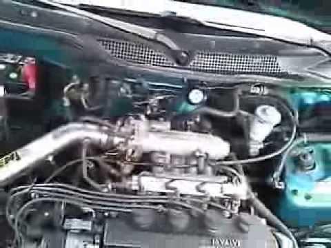 9295 Honda Civic EG hatchback coolant temperature sensor