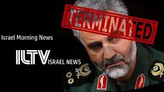 Did Israel help kill Soleimani? - ILTV Israel news - Jan. 12, 2020