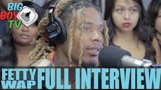 Fetty Wap talks his new album, partying, gives $100 to fans, and more! (Full Interview) | BigBoyTV