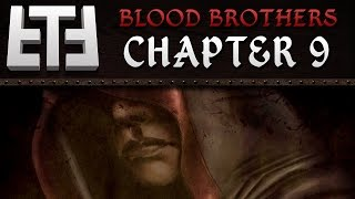 "Blood Brothers: Chapter 9 - ""Cliff-Hanger"" - Medieval Tabletop RPG Campaign Session Gameplay"