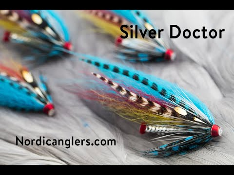Fly Tying instruction on how to tie the Silver Doctor Varr.