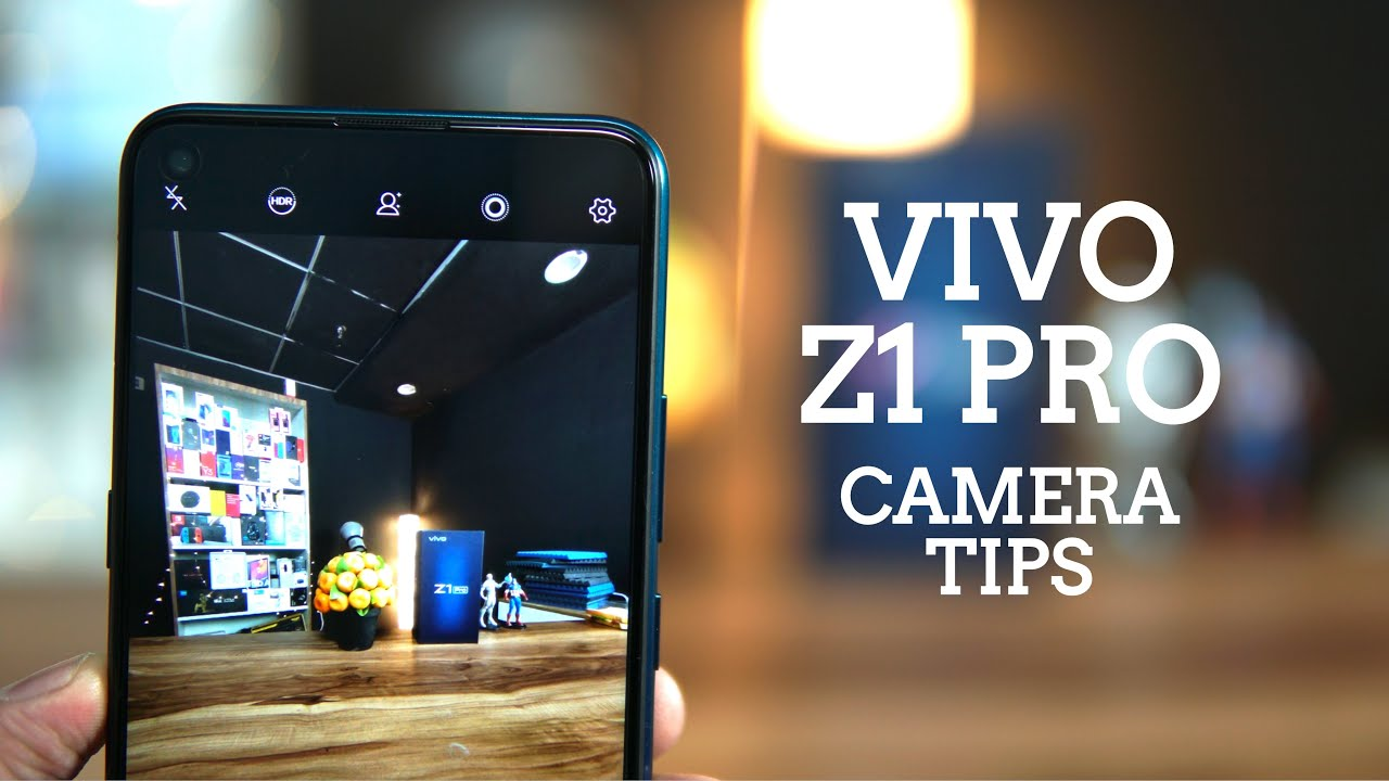 Vivo Z1 Pro Camera Tips & Tricks - Slow Motion, Time Lapse, Compress Video,  Fun Video, Wide angle