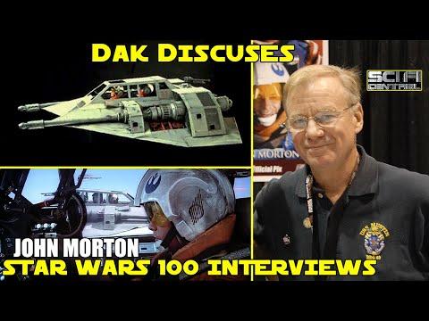 Star Wars 100 Interviews: John Morton as Two-Day Boba Fett