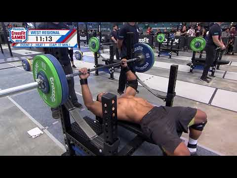 2018 West Regional - Men's Event 2
