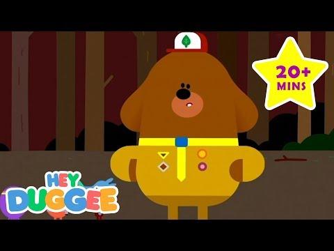 A Spooky Halloween With Duggee! - 20+ Minutes! - Hey Duggee Best Bits - Hey Duggee