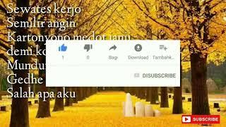 Lagu Dangdut terbaru 2019 Sewates Kerjo - SemiLir Angin DLL.