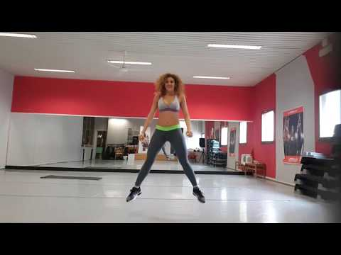 Major Lazer - Go Dung - Dance Fitness Zumba Choreo