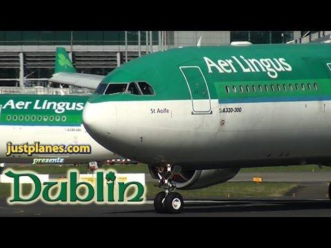 Plane Spotting DUBLIN
