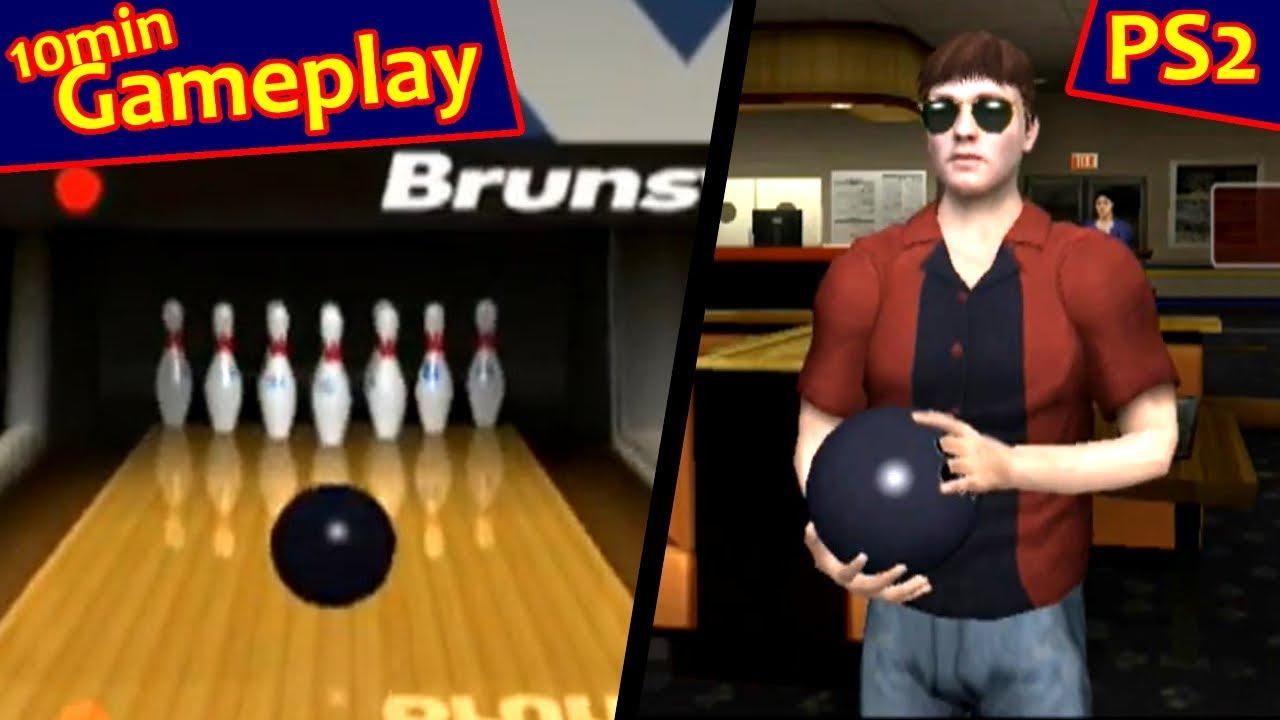 brunswick pro bowling wii manual