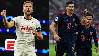 Sleepless nights ahead for Tottenham & Lewandowski saves the day for Bayern | Champions League
