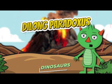 Download Dilong paradoxus 🦖🌴 DINOSAURS 🌴🦖