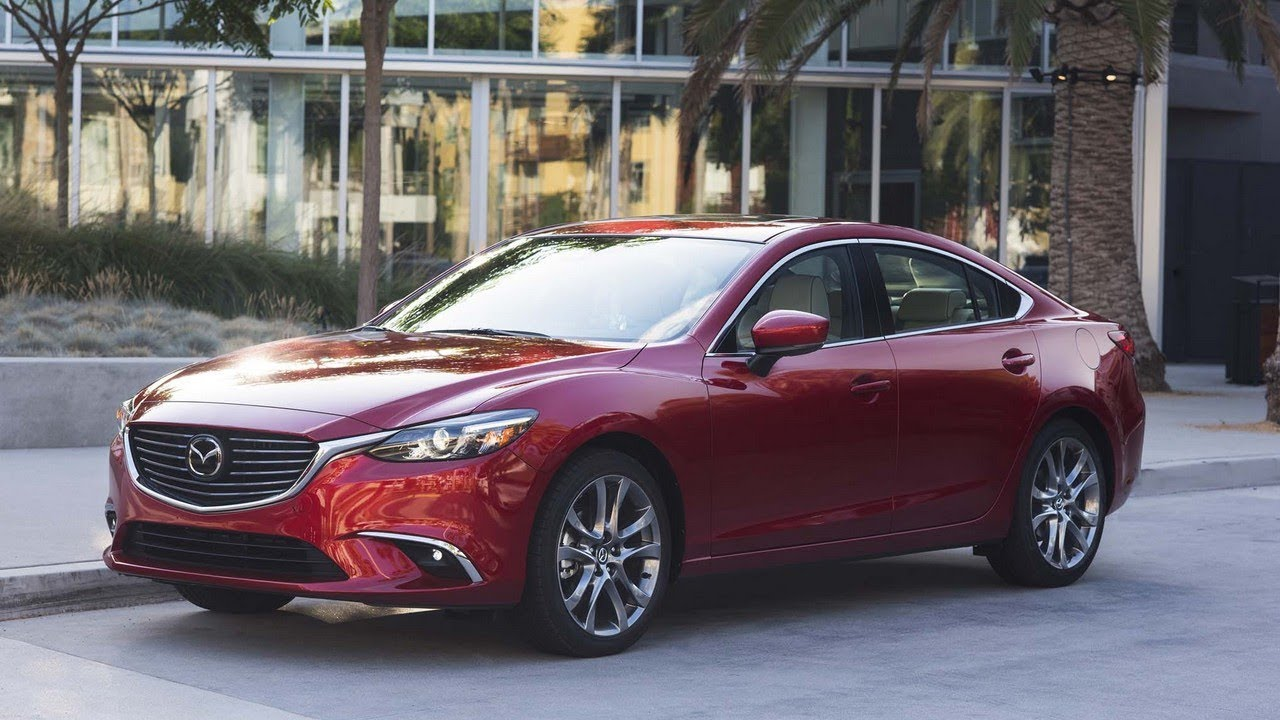 Hot News 2018 Mazda 6 Safety Warranty And Crash Test Results