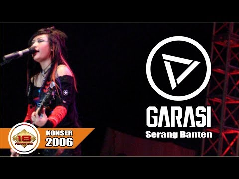 GARASI - Mantap Abiss ..  (Live Konser Salam Lebaran Taman Wulandari Serang 28 Oktober 2006)