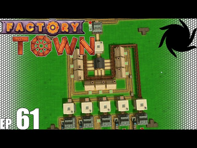 Factory Town Grand Station - 61 - Not Enough Cake