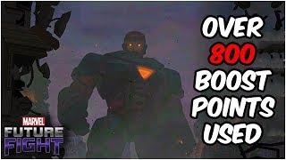 Giant Boss Raid x10 Reward Count Boost - Marvel Future Fight
