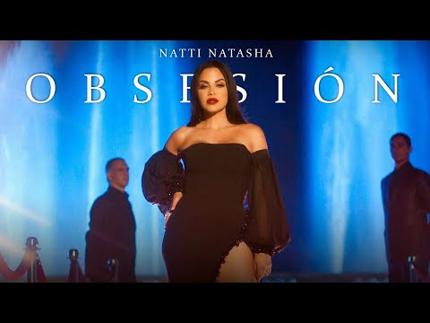 Natti Natasha - Obsesión [Official Video]