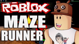 Roblox - The Maze Runner