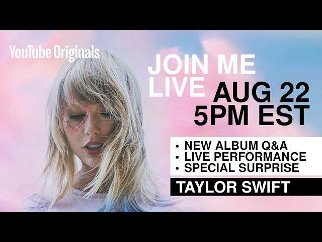 Taylor Swifts Lover How To Stream And Buy The Album Now On