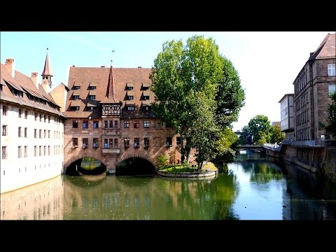 City Tour Nürnberg, Bavaria - South Germany
