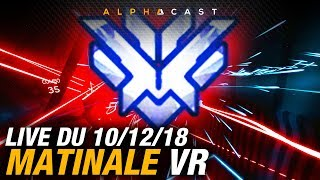 Gambar cover VOD ► ON PASSE TOP 500 FR ! (Matinale VR) - Live du 10/12/2018