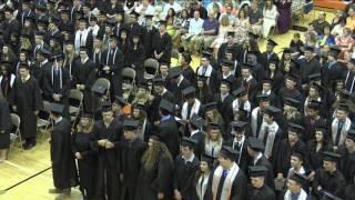 06.02.2017 Marshall High School Graduation Commencement