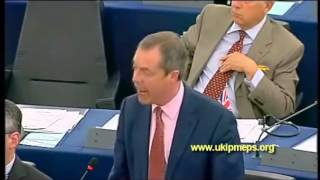 UKIP Nigel Farage - Margaret Thatcher knew the EU was Power without Limits, April 2013