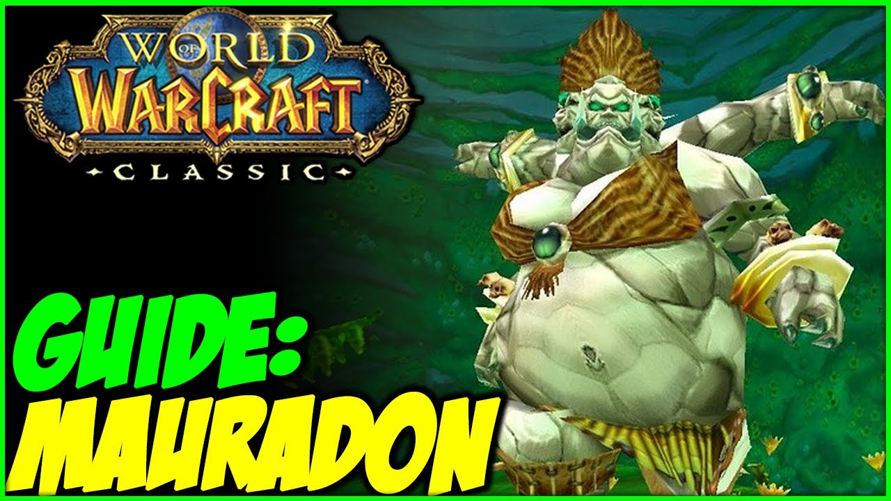 Download Classic WoW - Maraudon Full Clear / Quest Run Guide (Alliance Guide Pt. 16.5)