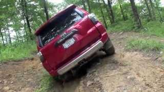 2014 Toyota 4Runner Trial Edition Off-Road Test Drive