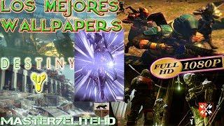 DESTINY: THE BEST WALLPAPERS of video games, FPS, war | Wallpaper 1080p ULTRA HD