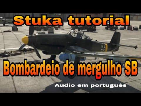 Tutorial Stuka: bombardeio de mergulho - Tema Livre - War Thunder