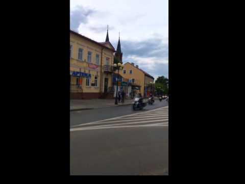 Parada motocyklowa Łosice