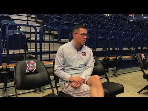 Duquesne WBB HC Dan Burt 2/27/18