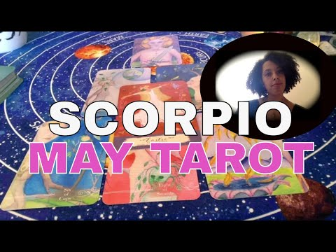 SCORPIO : MAY 2018 : MONTHLY TAROT with COLLECTIVE ENERGY