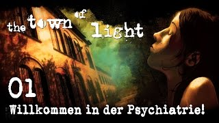 The Town of Light [01] [Willkommen in der Psychiatrie] [Twitch Gameplay Let's Play Deutsch German] thumbnail