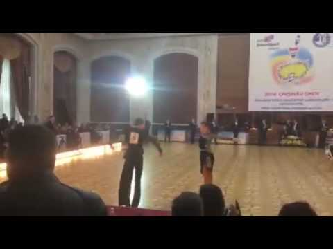 WDSF Youth Open Latin Gore-Corcodel Paso doble