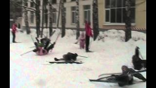 Лыжная подготовка в начальной школе Нестерова С.В.