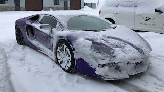 snowboarding-behind-the-aventador-the-ultimate-snowplow