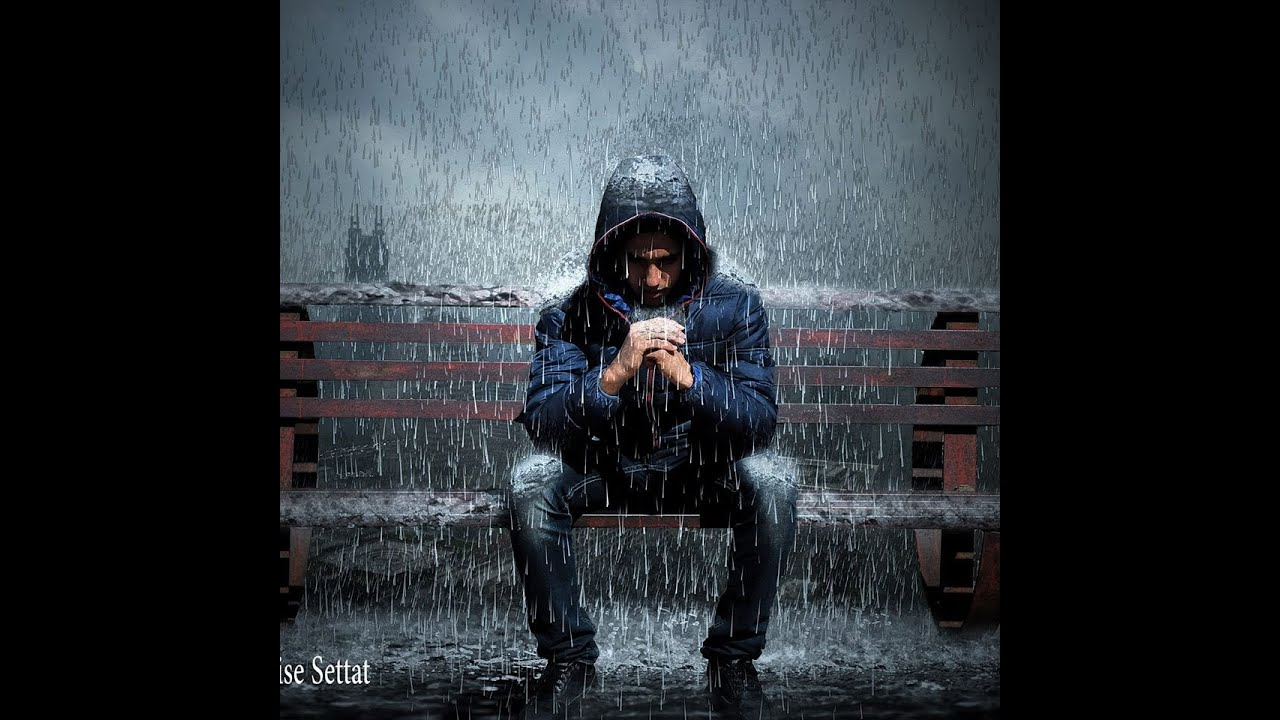 Photoshop //Man in Bench// Part 1 - YouTube