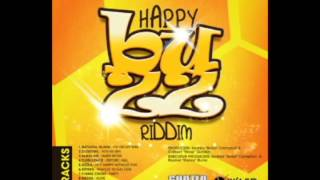 HAPPY BUZZ RIDDIM (GhettoLynxx Records & Wasp Records) 2014 Mix Slyck