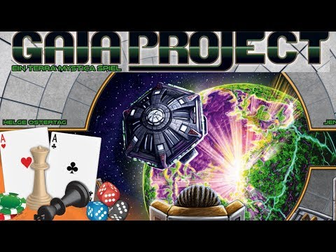 SB And Alise Play The Gaia Project On Tabletop Simulator
