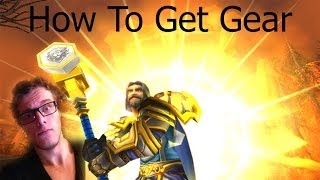How To Gear Your Fresh 90 - Boosted 90 Guide - Patch 5.4