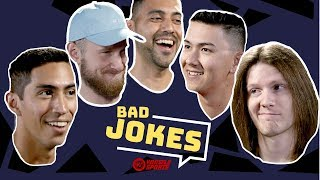 Bad Joke Telling | Team Edge