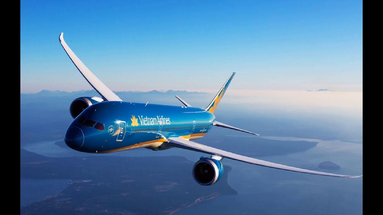Thanh toán vé máy bay vietnam airline bằng thẻ atm